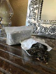 Detoxifying Tea Bath
