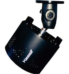 "Kessil universal 3"" drop articulating mount for Kessil 350 and 360 Series LED's."