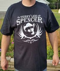 Terry Lee Spencer T-shirt