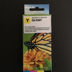 Compatible Canon CLI-226 (4549B001) Yellow Inkjet Cartridge