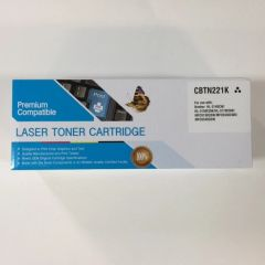 COMPATIBLE BROTHER TN221K BLACK TONER CARTRIDGE