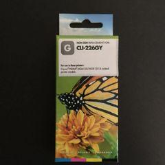 Compatible Canon CLI-226 (4550B001) Gray Inkjet Cartridge