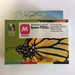 Remanufactured Epson T252XL320 Inkjet Cartridge Magenta