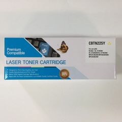 COMPATIBLE BROTHER TN225Y YELLOW TONER CARTRIDGE