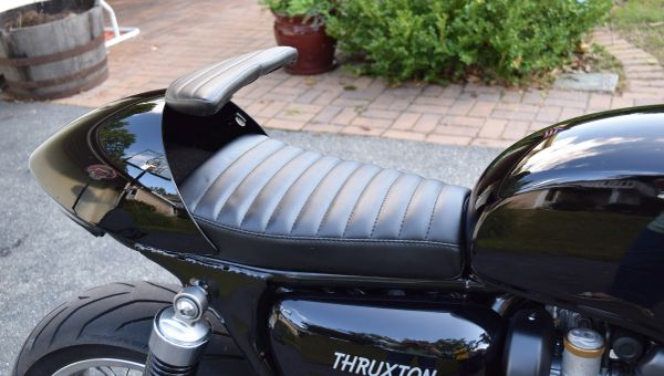 2016+ Triumph Thruxton Cafe Compartment Seats
