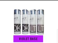 Tanning Lotions in Violet Base | 2 Dark Chocolate 2 Light Chocolate (8oz)