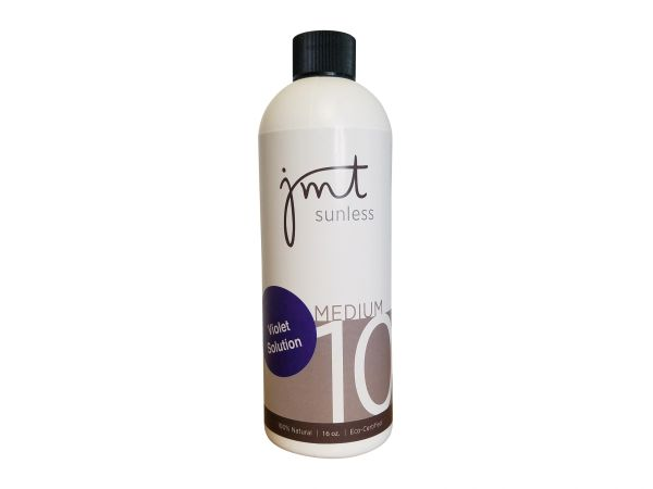 Violet Solution: Medium 10% (16oz)