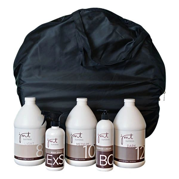 Level IV Sunless Tanning Package