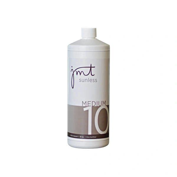 JMT Medium Solution 10% with Bronzer (32 oz)