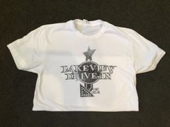 Men's Lakeview Drive In Logo Tee