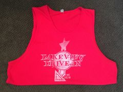 Men's Lakeview Drive In Logo Tank