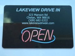Lakeview Drive In Gift Card