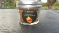 TJ'S Kona Coffee Cowboy Rub