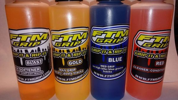 FTM 4 COMBO / BLAST /RED/GOLD/ BLUE /