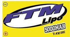 FTM 5000 100C SHORTY PACKS /4MM