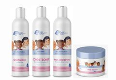 "NU-GRO ""Baby & Kid's"" Hair-GRO System"