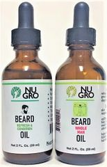Beard Refresh & Condition Oil with AROMATHERAPY