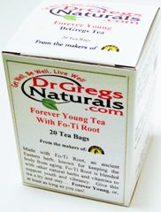 Forever Young & Energy Tea