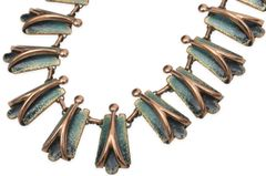 Matisse Copper Necklace
