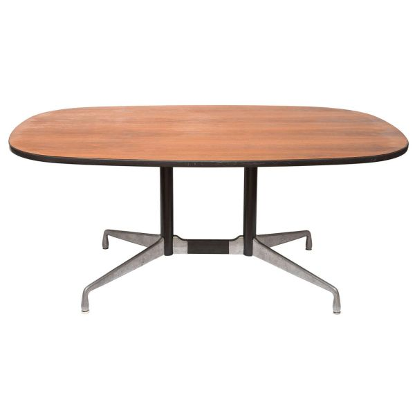 Charles ray eames conference table herman miller for Eames tisch replica