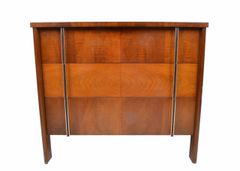 John Widdicomb Chest of Drawers, Dresser in Walnut by Dale Ford