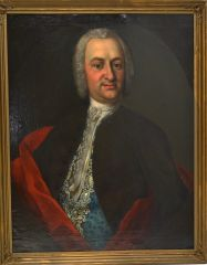 Portrait of a Gentleman by A. Sadeler