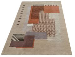 Mid-Century Carpet by JJB