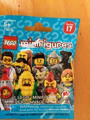 series 17 minifigure