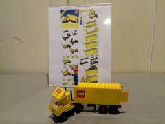 6692 tractor trailer