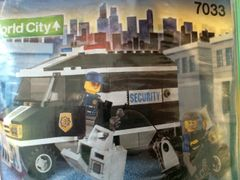 7033 security truck