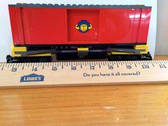 sp67 7939 lg box car - red