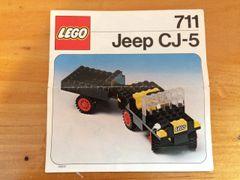 711 jeep CJ-5