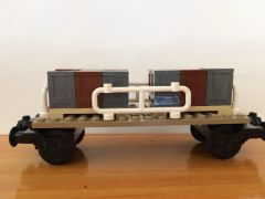 sp46 small box crate car