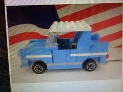 4841-1 anglia's blue car