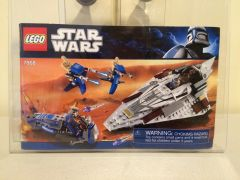 7868 mace windu's jedi star fighter