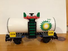 sp30 BP tank car