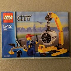 7901 airplane mechanic