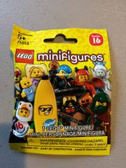 series 16 minifigure