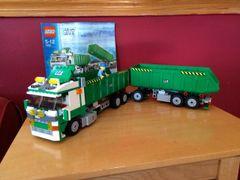 7998 double transport hopper