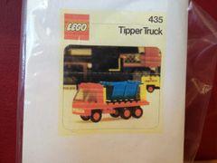 435 tipper truck