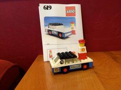 619 rally car