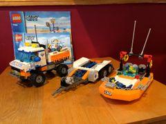 7726 truck / raft / trailer
