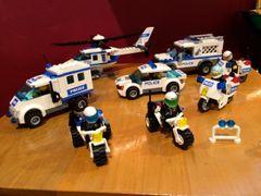 police-1, set