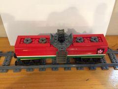 sp50 lg red tank car texaco