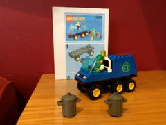 6564 recycle truck