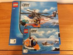 7738 helicopter & raft