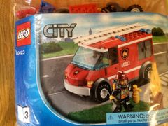 60023 fire van only