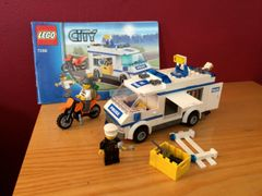 7286 prisoner transport