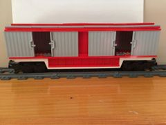 sp41 red #2 boxcar