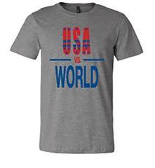 *USA World Tee